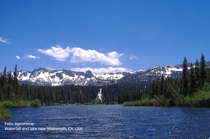 Lugares Para Esquiar - Sierra Nevada