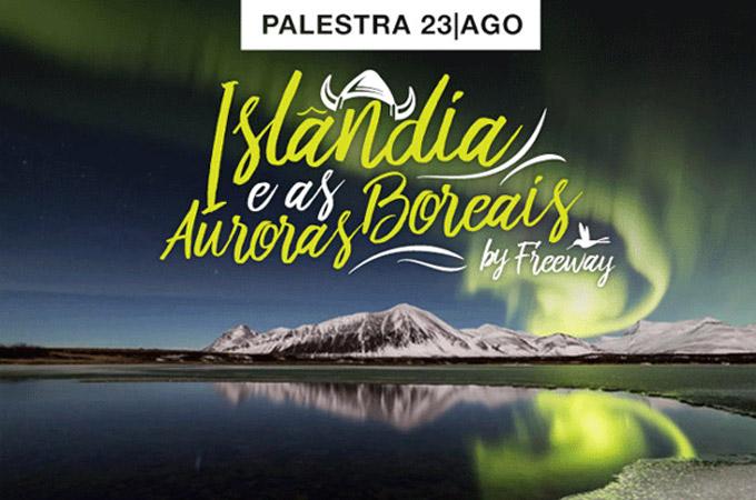 Islândia e as Auroras Boreais