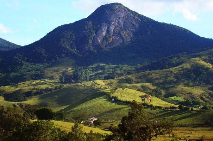Trekking no Brasil na Serra da Mantiqueira