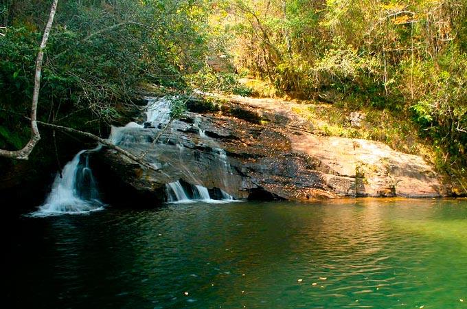 Cachoeira Esmeralda - Carrancas