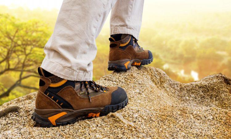 6 dicas para escolher seu calçado para trilha corretamente