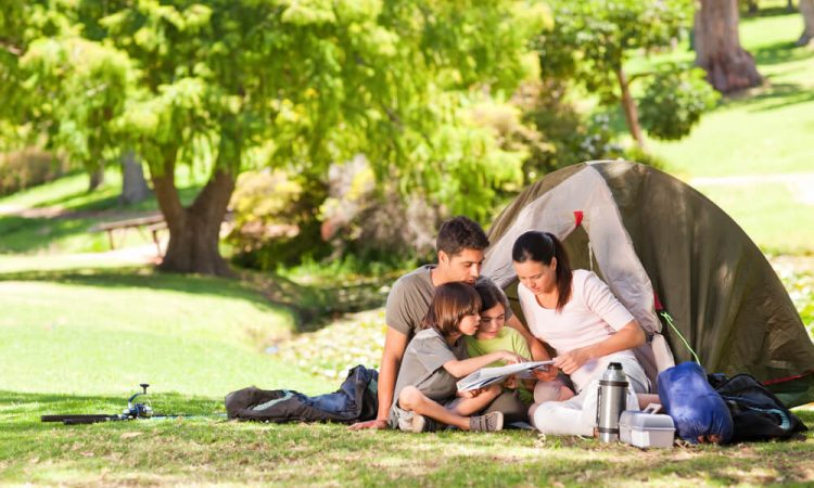 Camping no Brasil: onde acampar com crianças e quais cuidados tomar?
